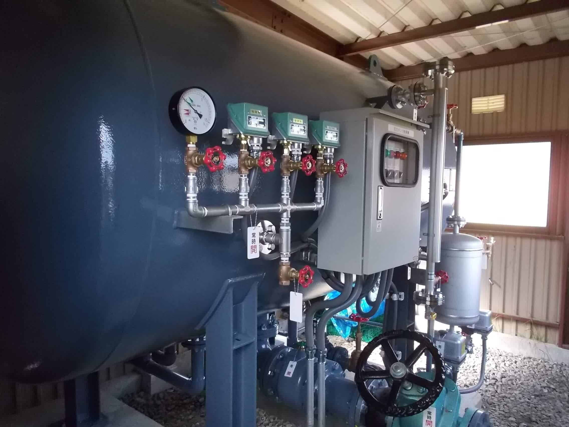 農業用水施設の事例写真1