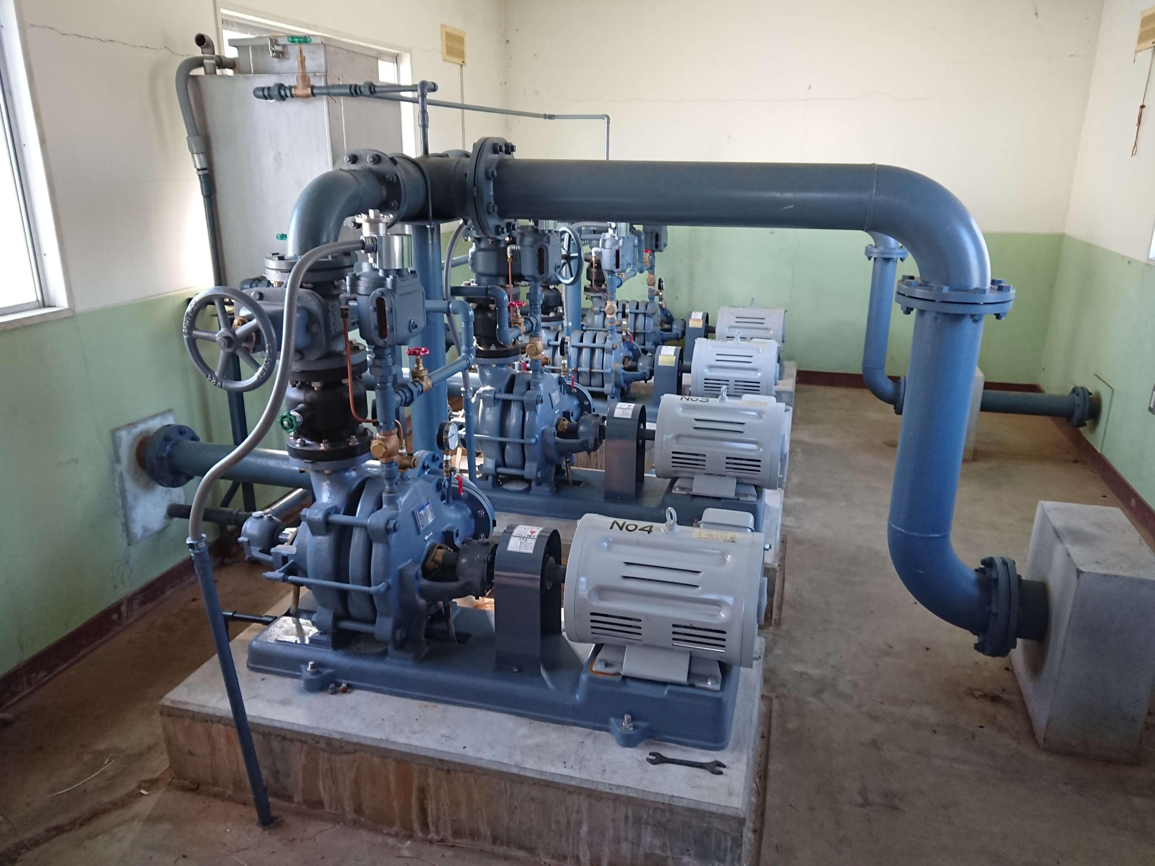 農業用水施設の事例写真2