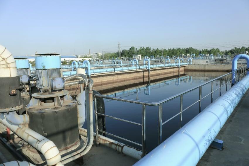 上下水道システムの事業イメージ